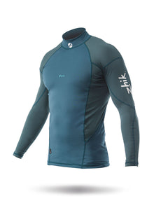 Zhik Mens Eco Spandex Top - Sea Green