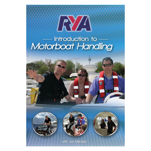 RYA An Introduction to Motorboat Handling DVD (DVD28)