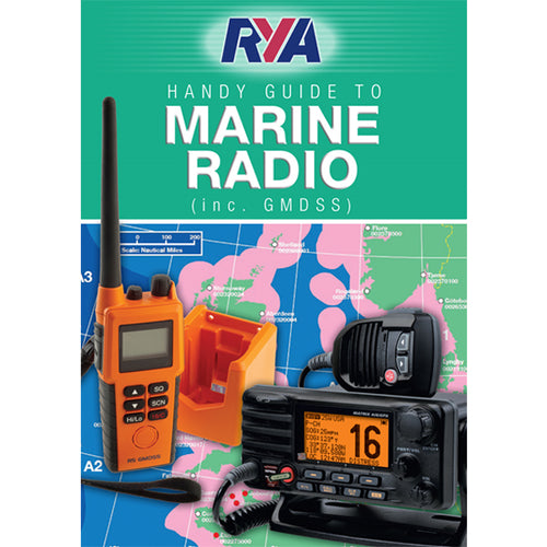 seahorse-chandlery, RYA Handy Guide to Marine Radio, RYA, Books