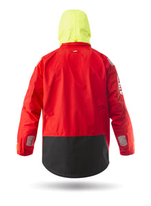 Zhik Isotak 2 Offshore Jacket in Flame Red