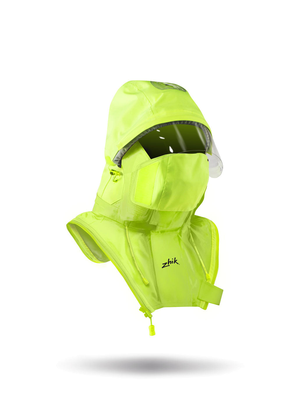 Zhik Isotak X Replacement Hood in HiVis Yellow