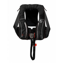 Load image into Gallery viewer, Kru Sport Pro 275 ADV Automatic Lifejacket with Harness, Hood & Light in Carbon