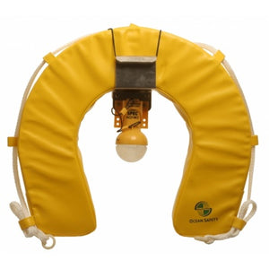 Horseshoe Set with Apollo Compact Light in Yellow