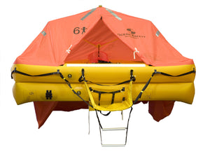 Ocean ISO - Greater than 24 Hour Pack Liferaft