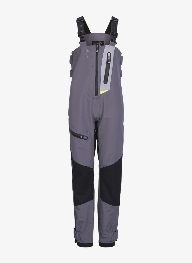 seahorse-chandlery, Pelle P Ladies Tactic Hi-Fit Trousers in Granite, Pelle P, Sailing Trousers