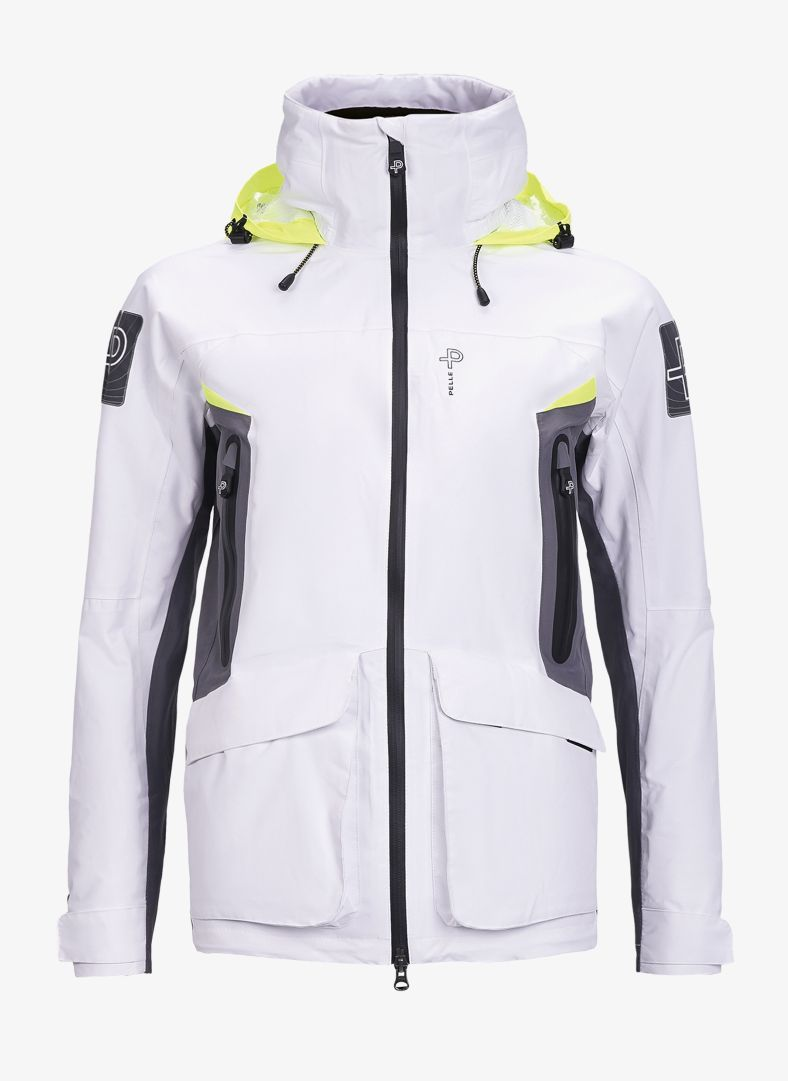 Pelle P Ladies Tactic Race Jacket - White