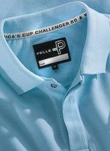 Load image into Gallery viewer, Pelle P Men's Team Polo in Atlas Blue