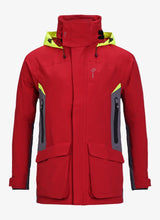 Load image into Gallery viewer, Pelle P Men's Tactic Race Jacket - Flame Red
