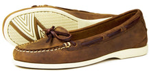 Load image into Gallery viewer, Bay Ladies Deck Shoe Orca Bay