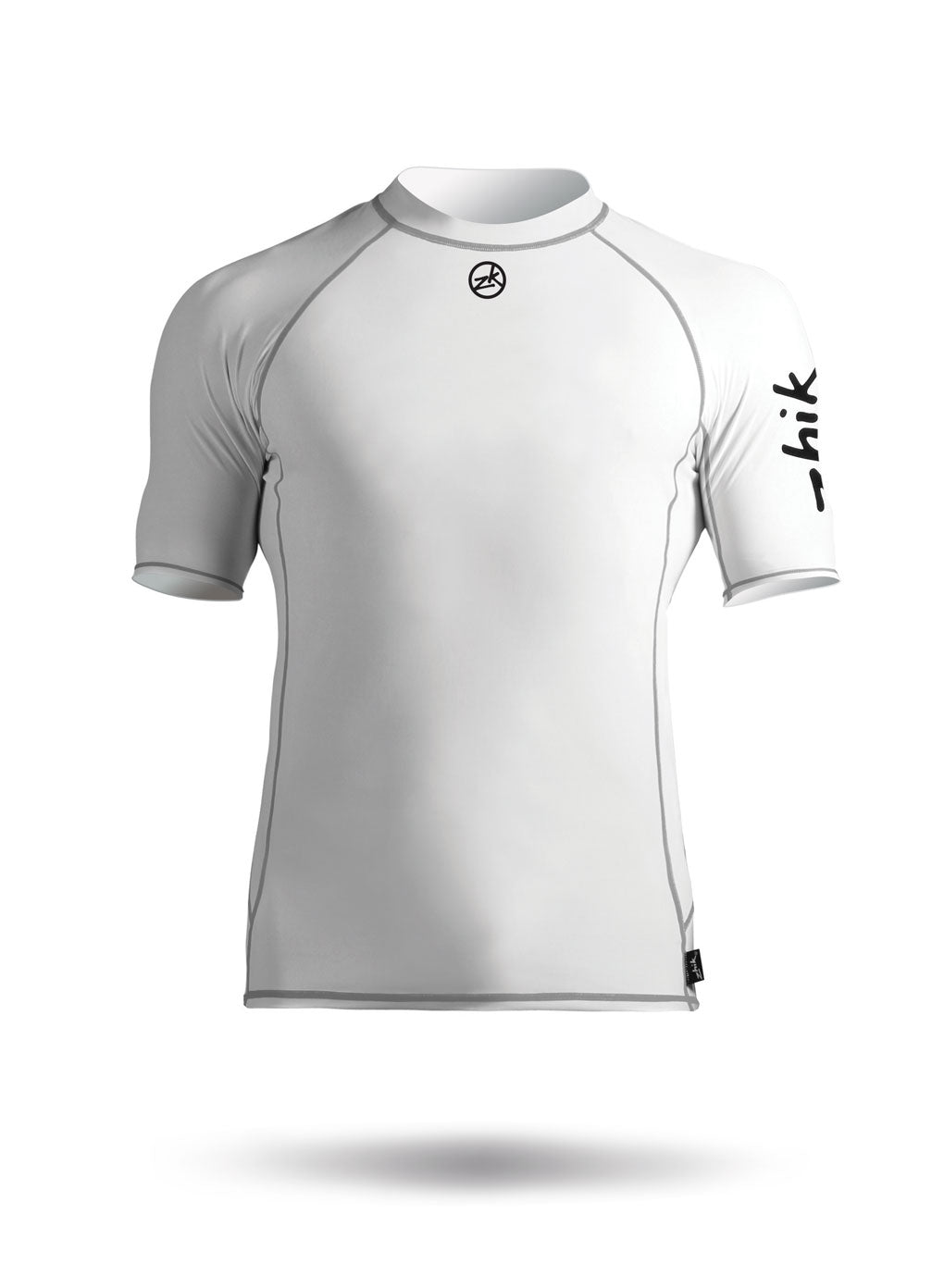 Zhik Mens Short Sleeve Spandex Top