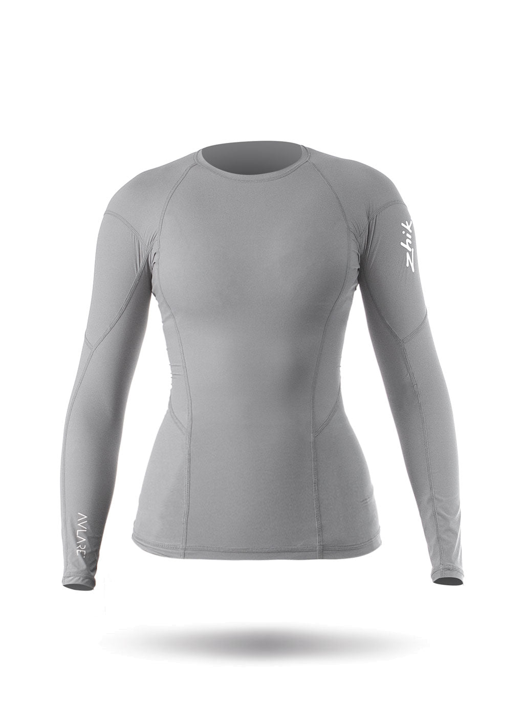 Zhik Womens Avlare Top - Grey
