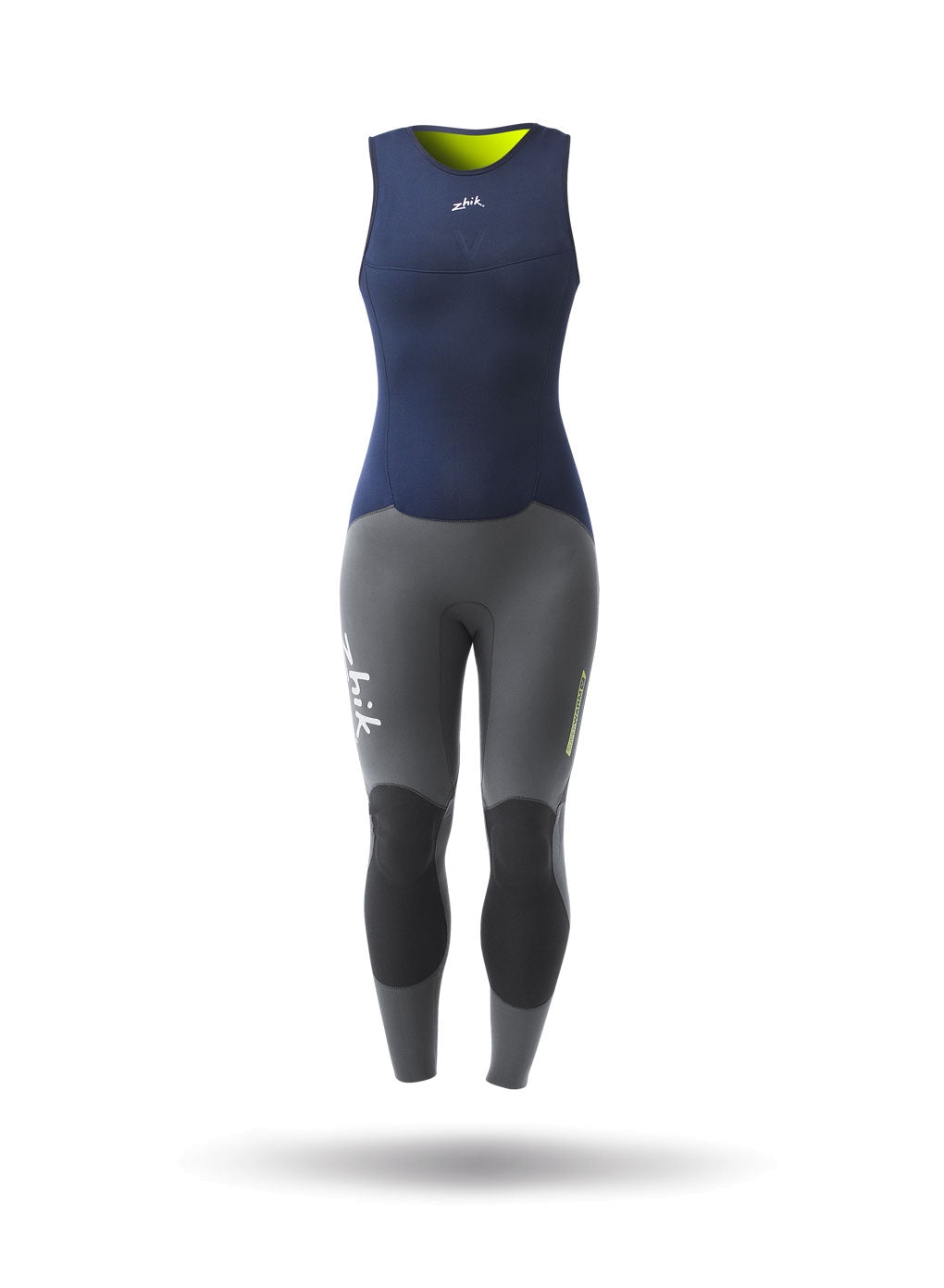Zhik Womens Superwarm V Skiff Suit - Navy Blue