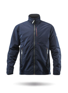 Zhik Mens Z-Cru Jacket Navy Blue