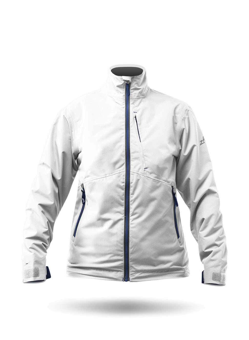 Zhik Womens Z-Cru Jacket White