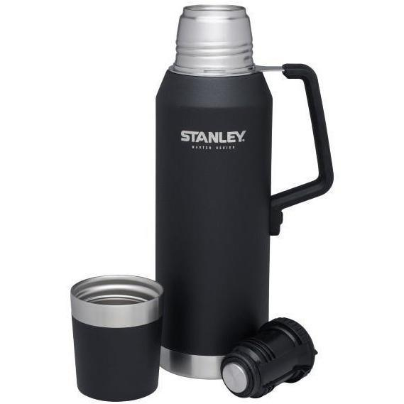 Stanley Master Vacuum Bottle 1.4 Litre Black