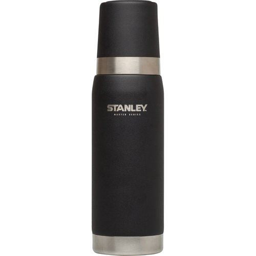 Stanley Master Vacuum Bottle  0.7l Black
