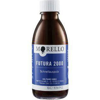 Morello Futura 2000 Boot Paint - Black-100ml