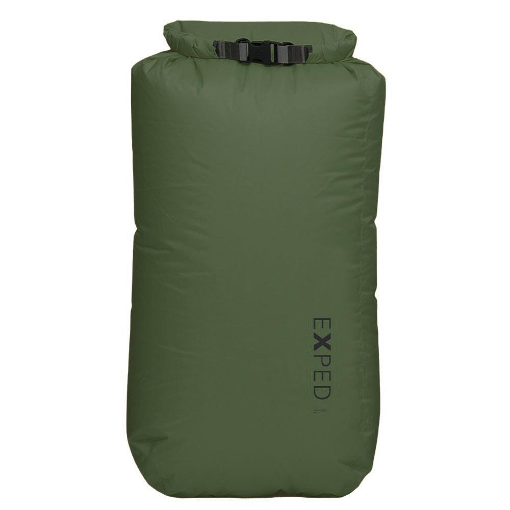 Exped 100% Waterproof Daysack & Rucksack Liners - Olive - S - 50L