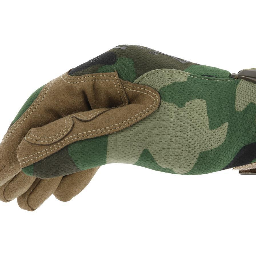 Mechanix Wear Original Woodland Camo Gloves