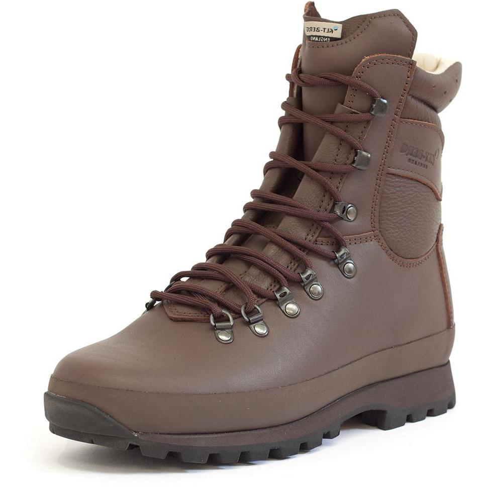 Altberg Warrior Boot - Brown    Altberg