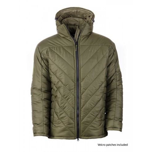 Snugpak SJ12 Insulated Jacket.  - Olive