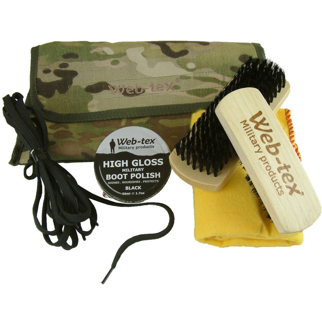 Multicam Boot Care Kit