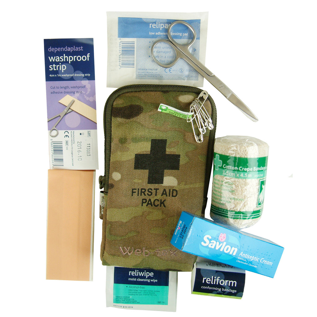 Multicam Small First Aid Kit