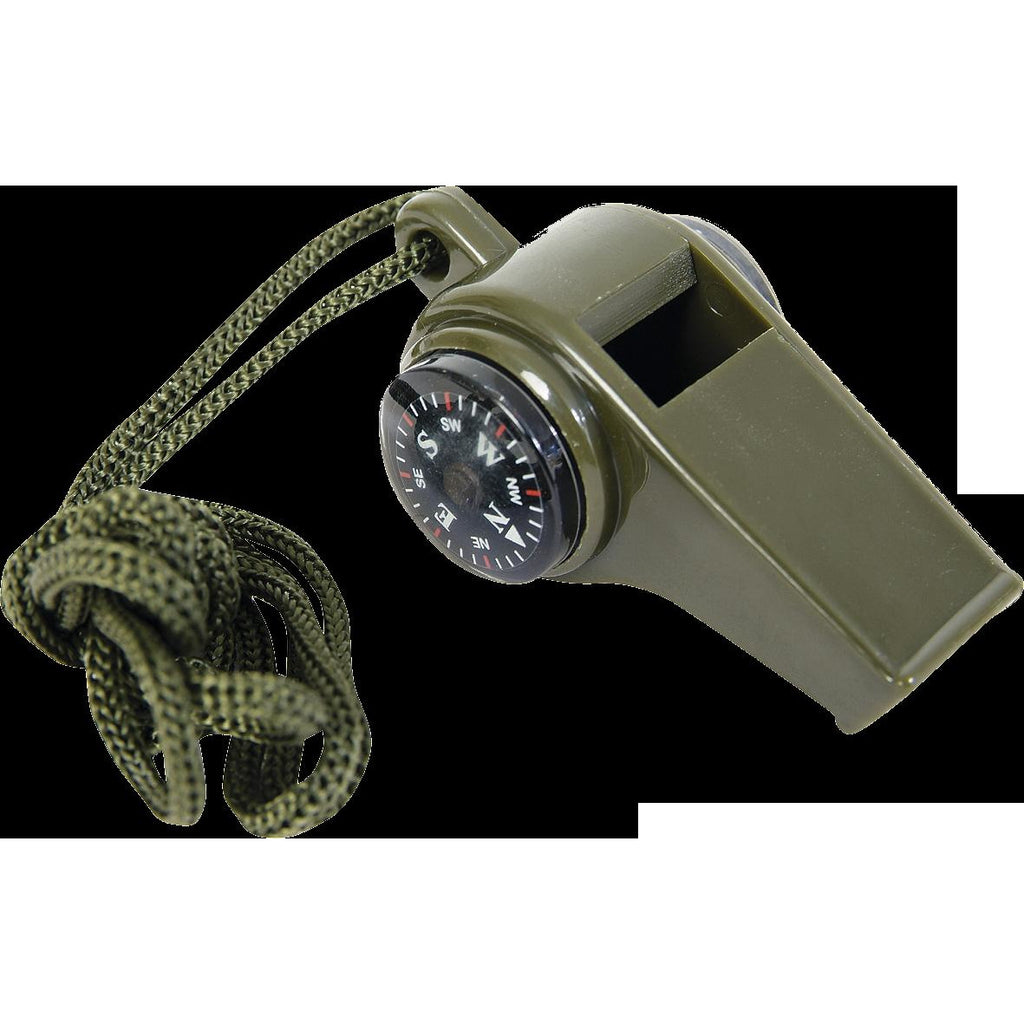3 in 1 Whistle with lanyard
