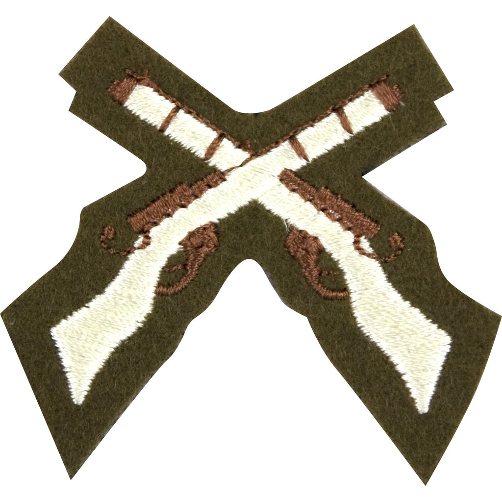 No2 Dress - Trade Badge - Marksmen (X Rifles)