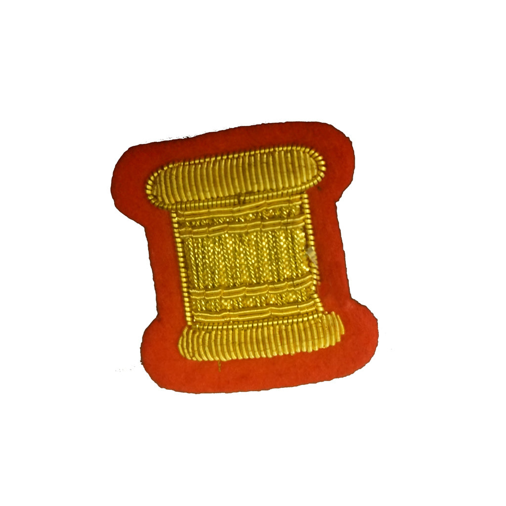 Mess Dress Qualification Badge - Drummer