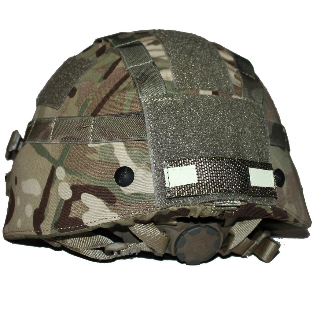 Virtus Helmet MTP Ranger Eyes V4 (VELCRO® Brand Hook Backed)