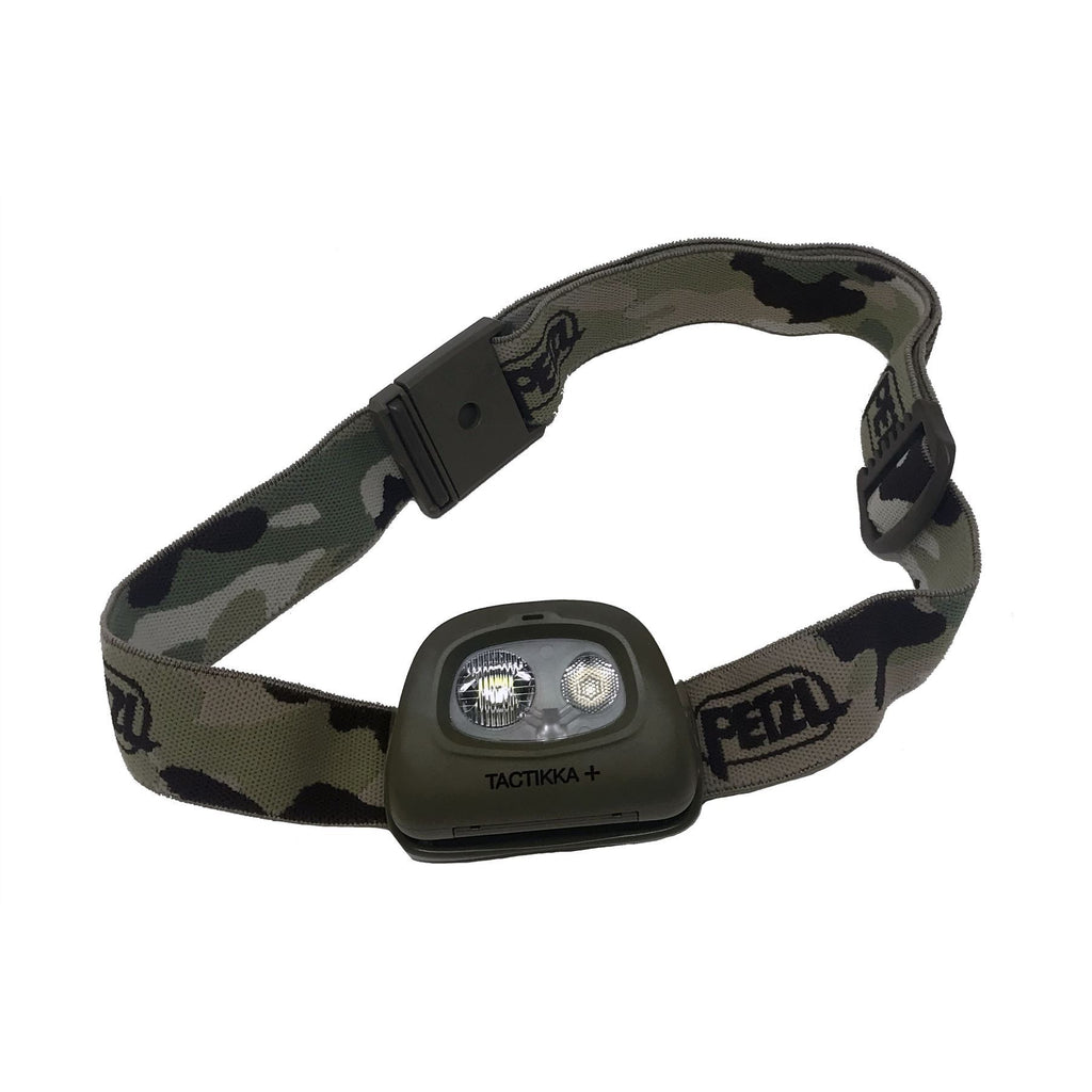 Petzl Tactikka Plus  Camo