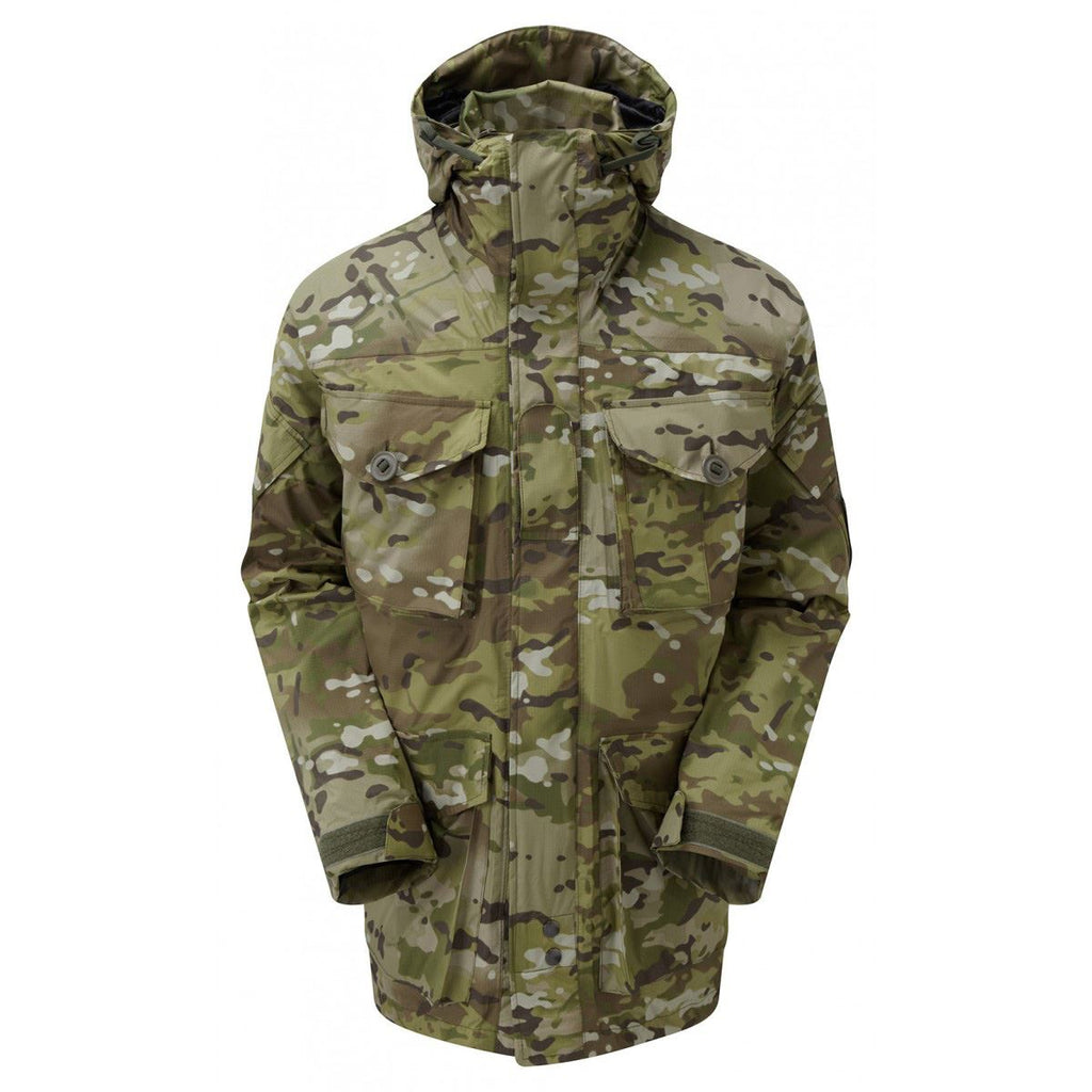 KEELA SF Jacket Field Camo