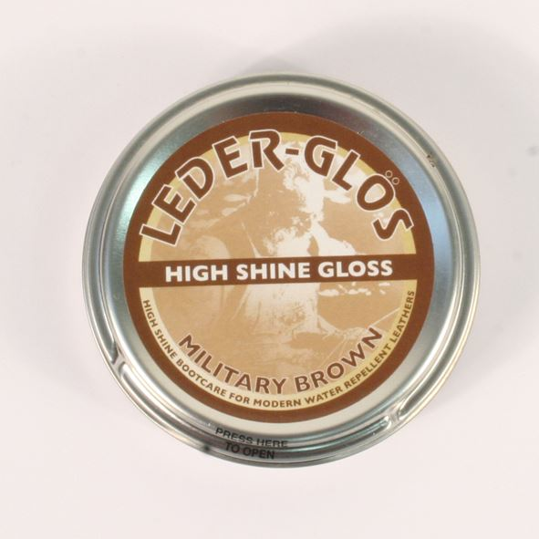Altberg Leder Gloss Brown-80g