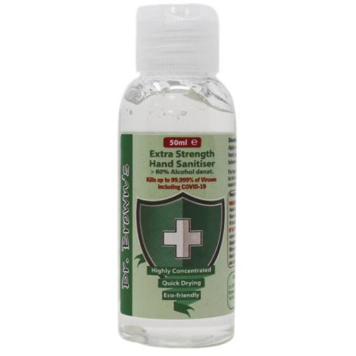 Hand Sanitiser Gel - 50ml