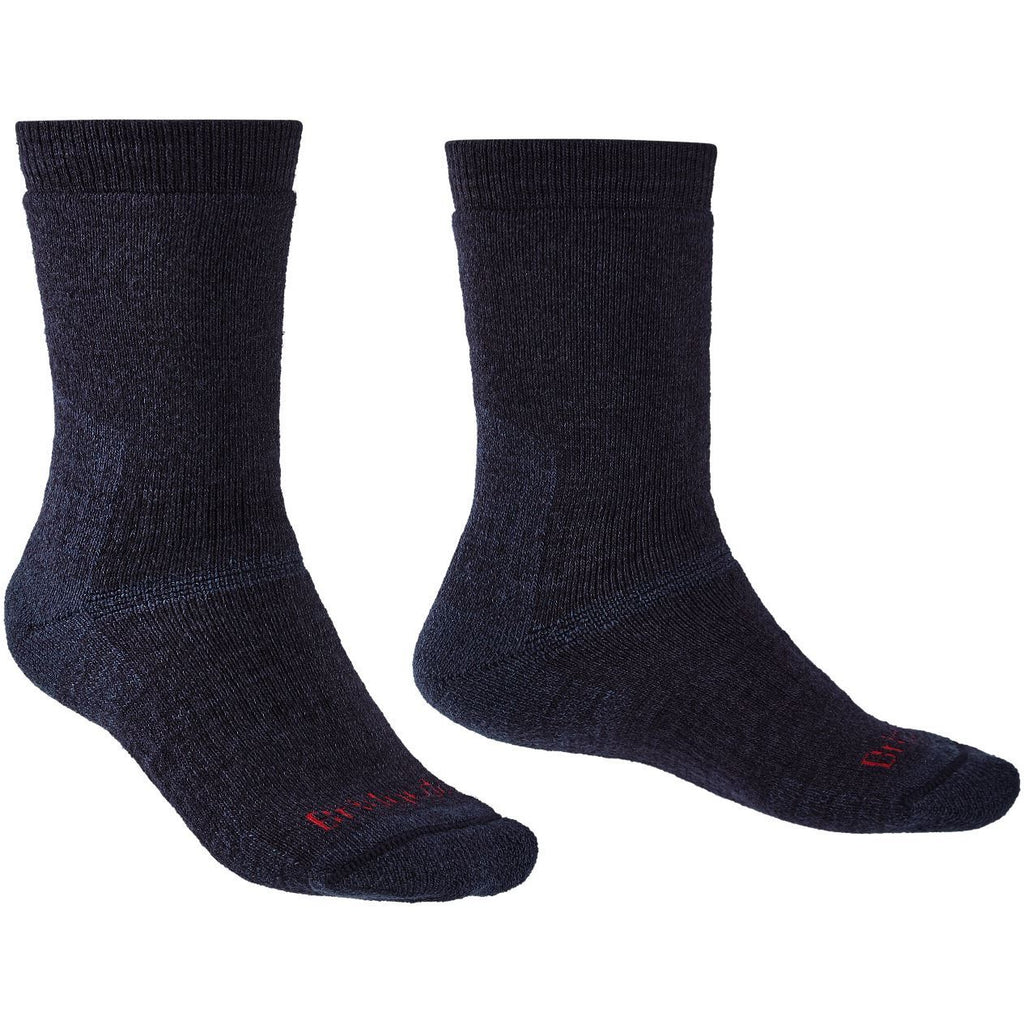 Bridgedale Explorer Heavyweight Merino Comfort - Navy