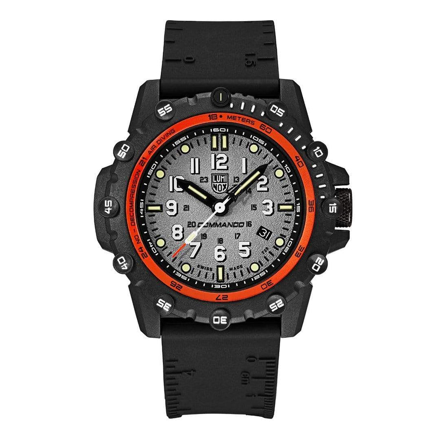 Commando Frogman, 46 mm, Militäruhr / Taucheruhr - 3301, 1