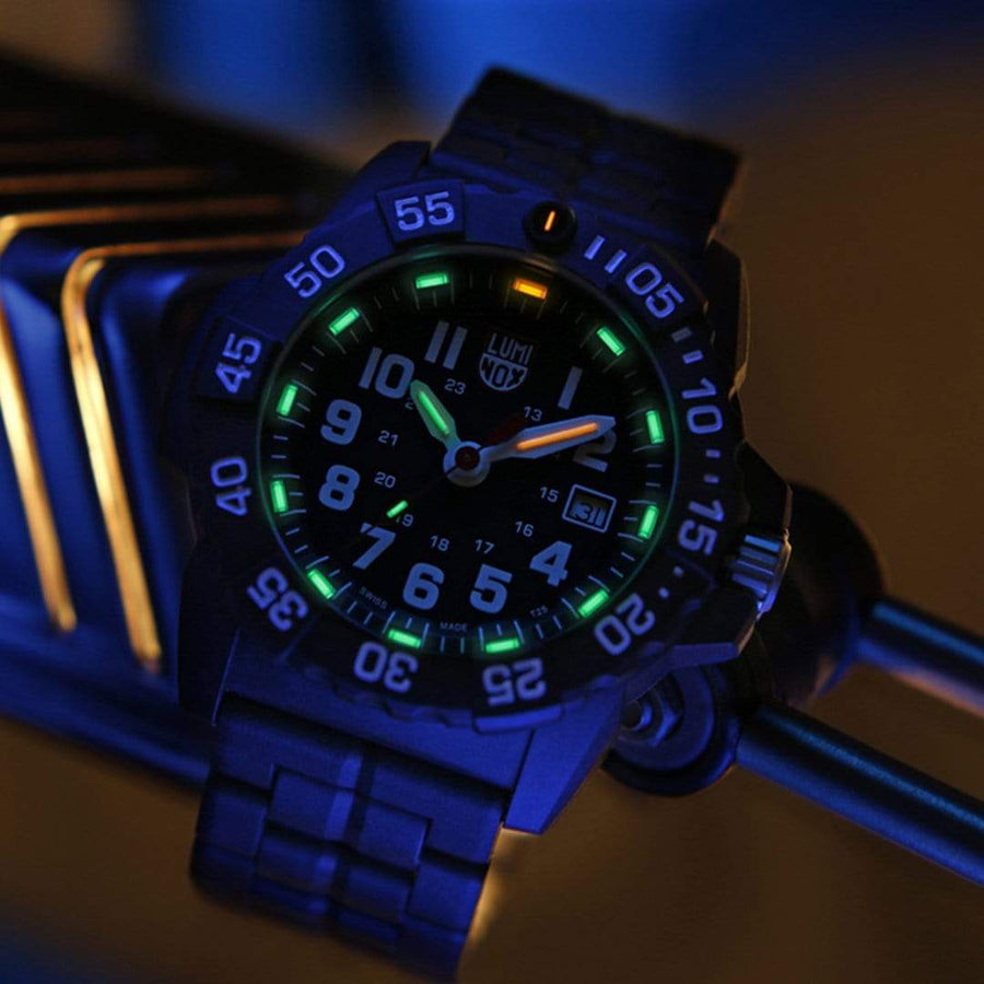 Navy SEAL, 45 mm, Taucheruhr - 3502.L, 3