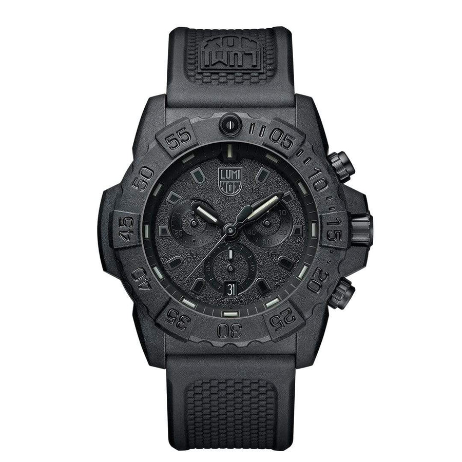 Navy SEAL Chronograph, 45 mm, Militäruhr - 3581.BO, 1