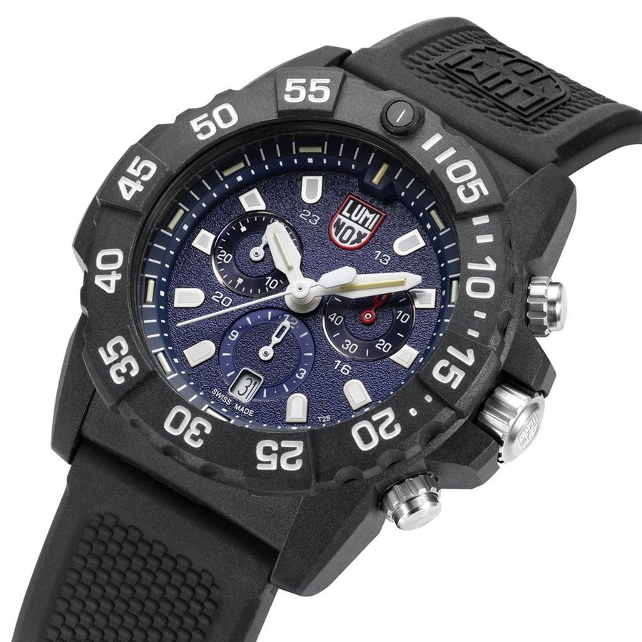 Navy SEAL Chronograph, 45 mm, Militäruhr - 3583, 3