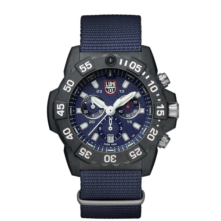 Navy SEAL Chronograph, 45 mm, Militäruhr - 3583.ND, 1