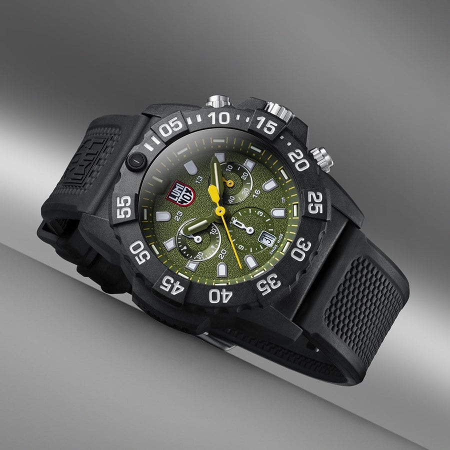 Navy SEAL Chronograph, 45 mm, Militäruhr - 3597, 4