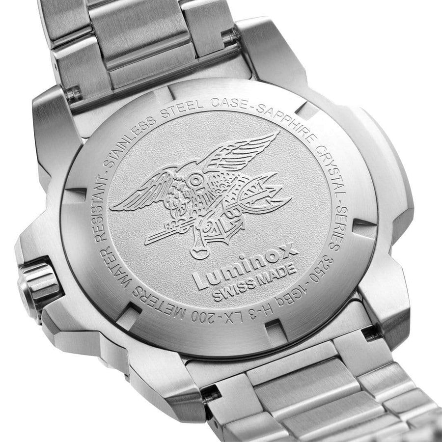 Navy SEAL Steel, 45 mm, Militäruhr - 3252.L, 4