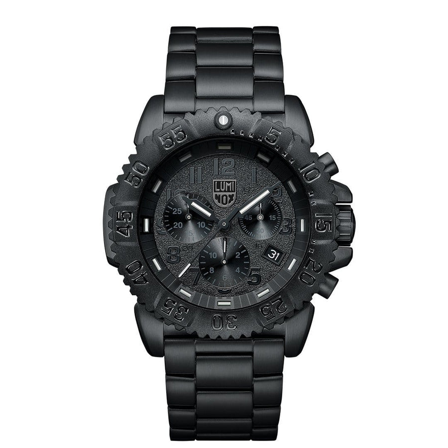 Navy SEAL Steel Colormark Chronograph, 44 mm, Militäruhr - 3182.BO.L, 1