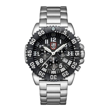 Navy SEAL Steel Colormark Chronograph, 44 mm, Militäruhr - 3182.L, 1