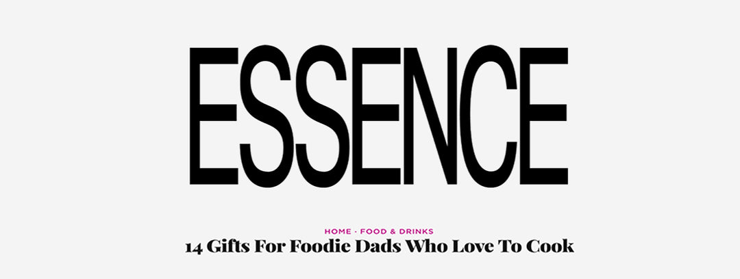 Essence-14 Gifts For Foodie Dads Who Love To Cook