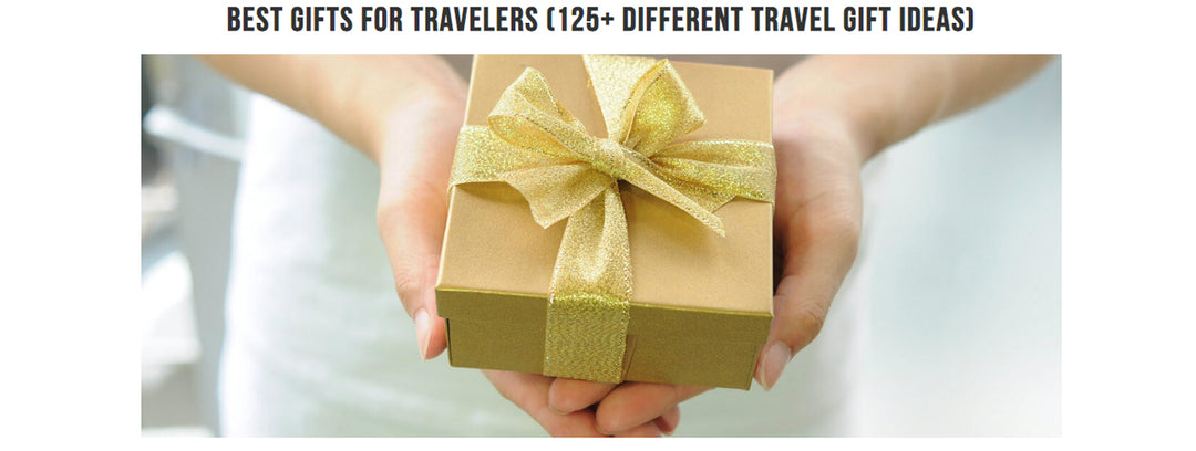 Green Global Travel - Best Gifts for Travelers