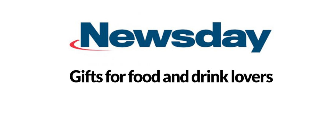 Newsday - Gifts for Food and Drink Lovers