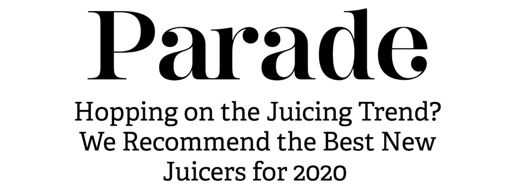 PARADE - Best Juicers for 2020