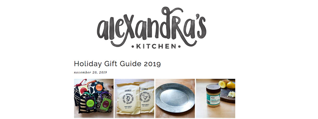 Alexandra's Kitchen - Holiday Shopping Guide 2019